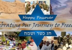 Pesakh Festival in  Israel