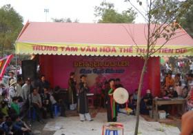 Vietnam Ho Lim Festival